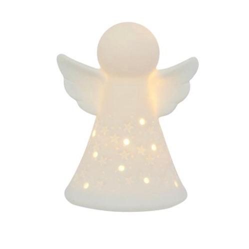 Light up white Angel