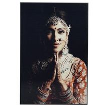 Traditional Indian Lady