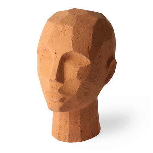 Head Sculpture Abstract