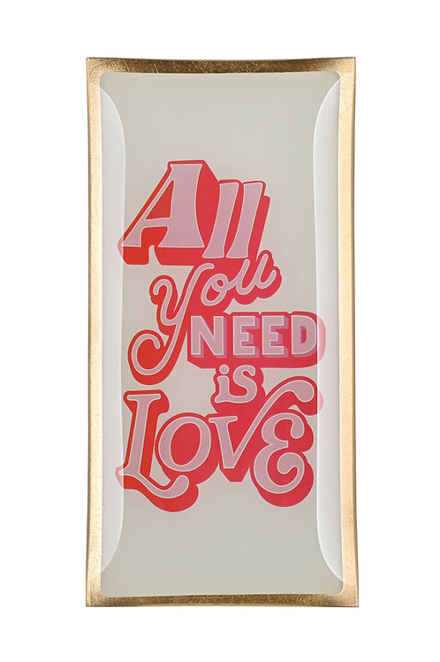 All You Need is Love Trinket Tray