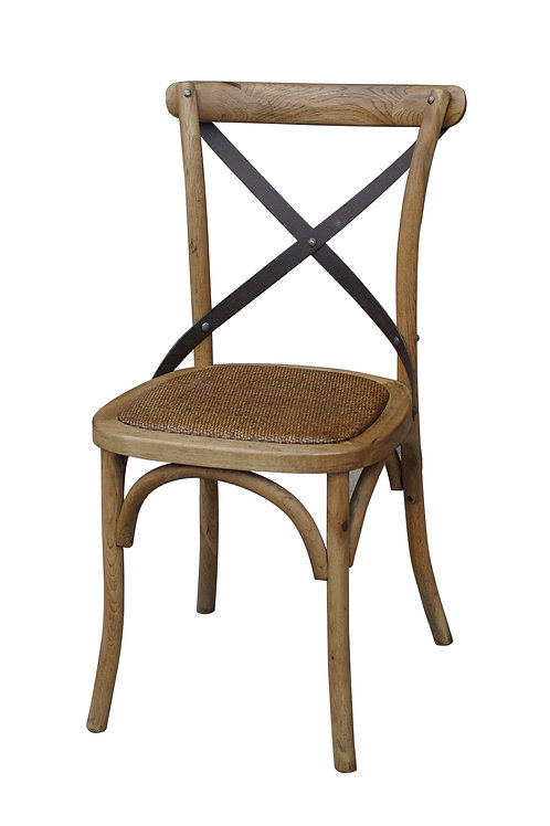 St Etienne Cross Chair