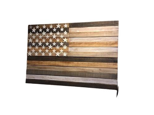 Flag Art United States of America