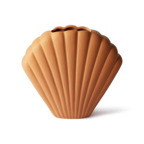 Shell Ceramic Vase Large
