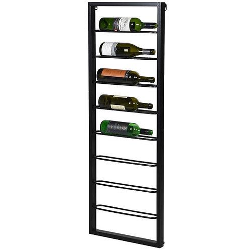 Wall Wine Rack 8 Bottles