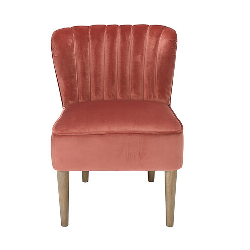 Grace vintage Pink Chair