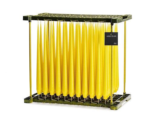 4 x Dark Yellow  EsterErik 42cm  0466-26