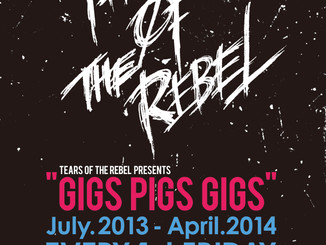 GIGS PIGS GIGS POSTER