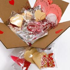 Valentine's Day Cookie Kit