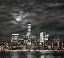 NYC Moonlight_10 x 11 Square for website
