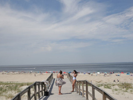 Massachusetts beaches can reopen next week. Here are the rules you'll need to follow if you go.