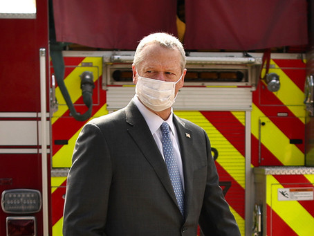 Charlie Baker orders all Massachusetts residents to wear face masks in public