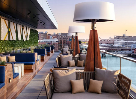 13 rooftop bars and restaurants that you can still visit in Boston