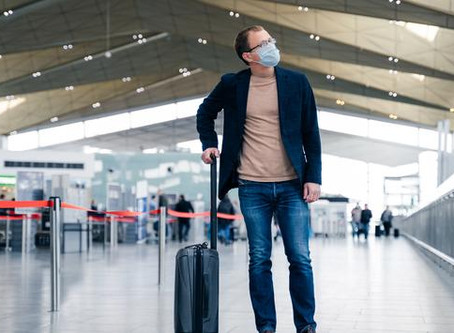 WHO Outlines Public Health Considerations While Resuming International Travel