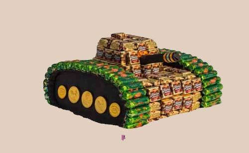 """Свит-дизайн """"танк"""""""