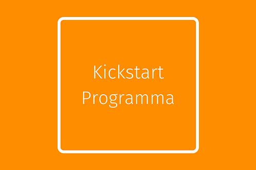 Kickstart programma