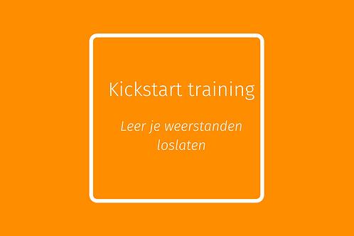Kickstart training