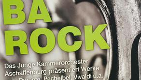 Barock - Konzert mit JKO Aschaffenburg