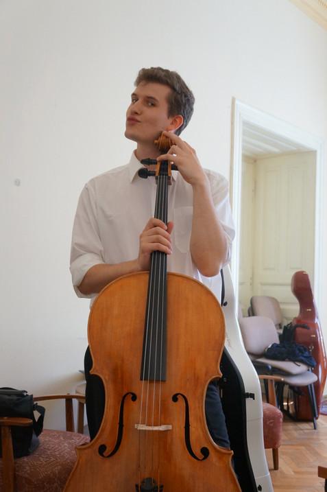 Friedi Cello