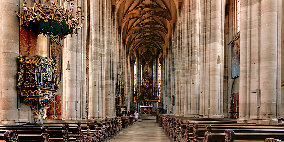 Les mots sont allées... im Münster St. Georg - verschoben