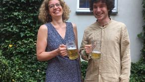 1. Preis Andrea-Gebhard-Wettbewerb für Hannes Zeuner!