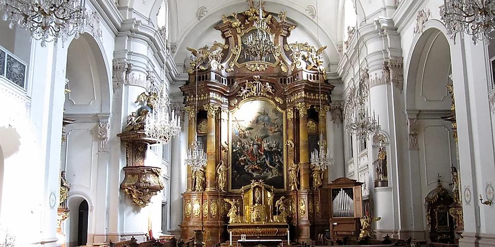Abendmusik in der Ursulinenkirche