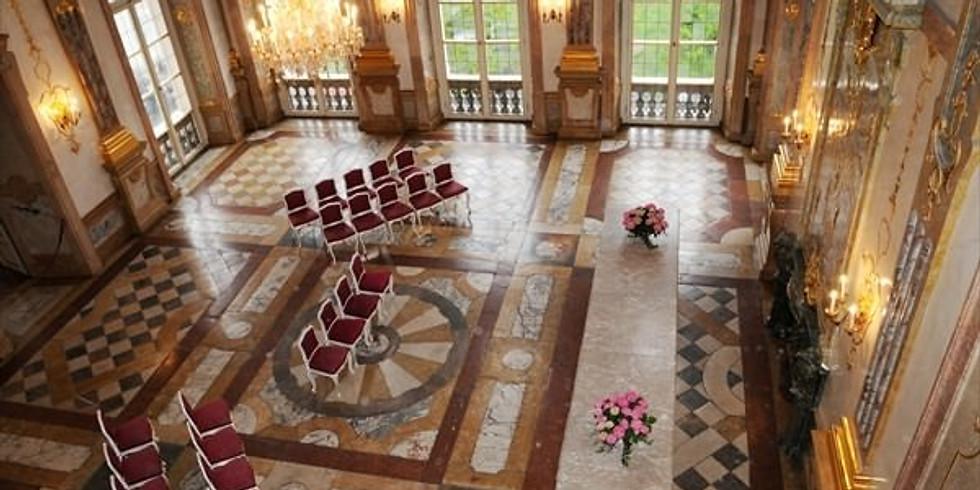 Schloss Mirabell Salzburg - abgesagt