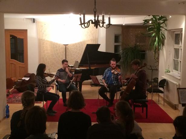 Konzert in der Villa Pinswang