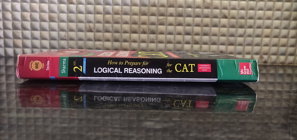 Arun Sharma's Book on How to Prepare for Logical Reasoning for CAT