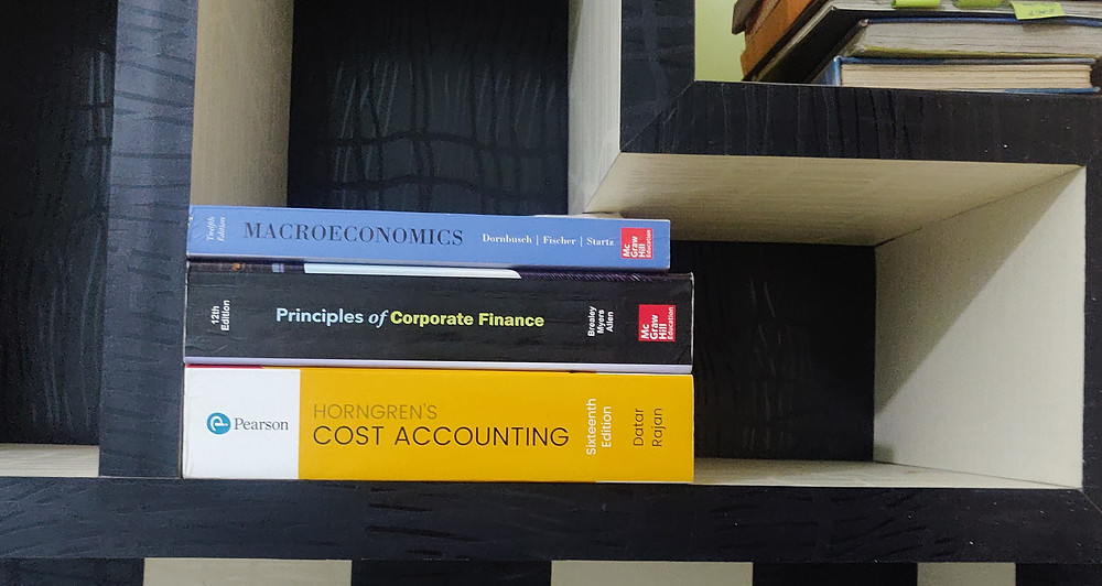 Best Finance Business Books MBA