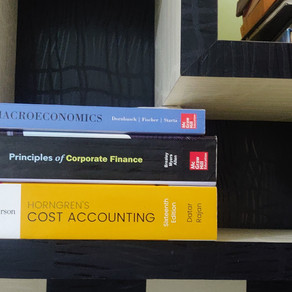 Best Finance & Business Books for MBA Students