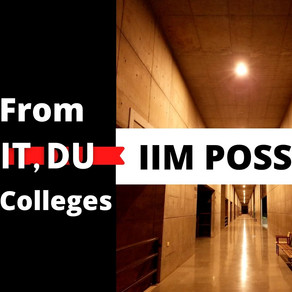 Which Colleges Do IIM Students Come From?