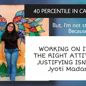 Don't Justify Failure, Work On It! ft. Jyoti Madan
