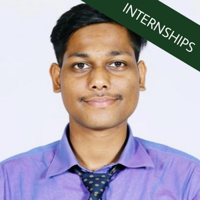 XLRI Student helps by collating 250+ Internships amidst Covid-19 ft. Adarsh Agrawal