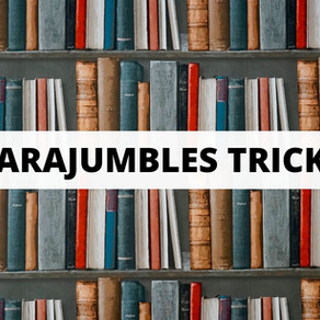 Parajumbles Tricks for CAT & Consolidated Resources