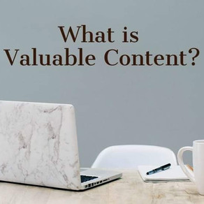 Creating Valuable Content as per Google: 5 Attributes