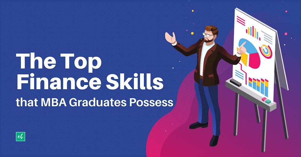 Top Finance Skills after MBA