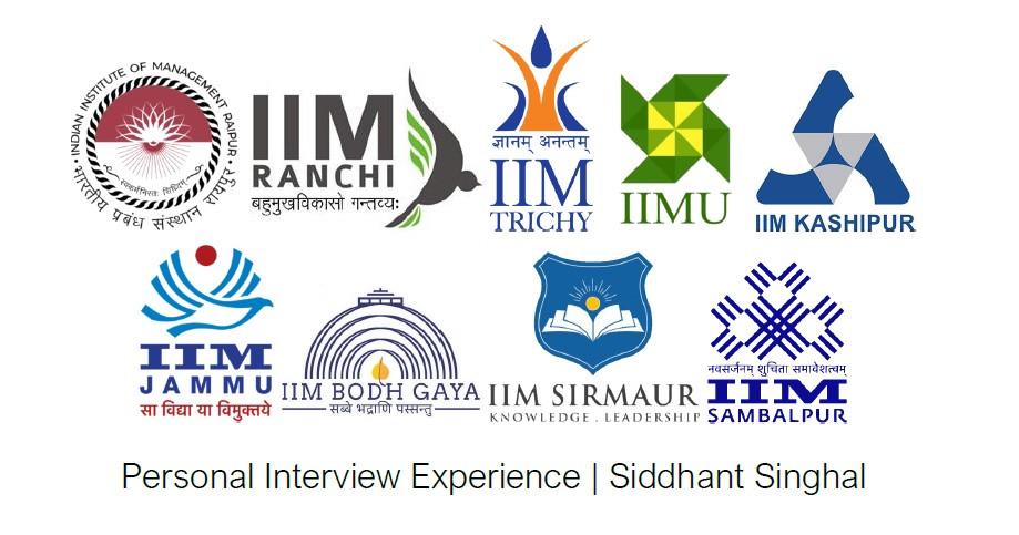 IIM CAP 2020 Interview Experience