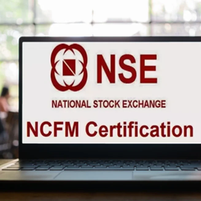 NCFM Modules - Everything you need to know!