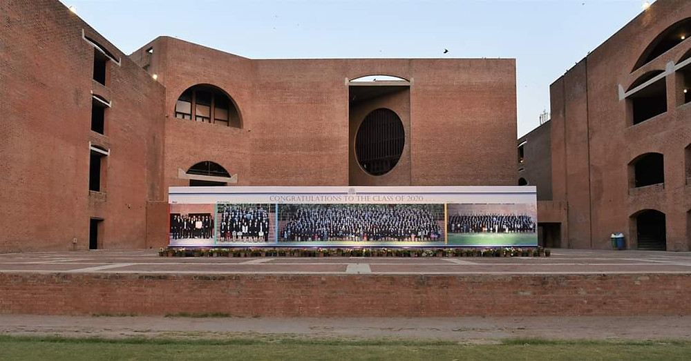 IIM Ahmedabad FABM Convocation 2020