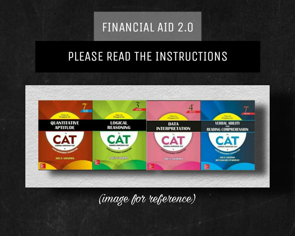 Financial Aid Nonengineers CAT