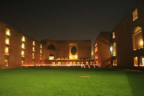IIMA Night Life