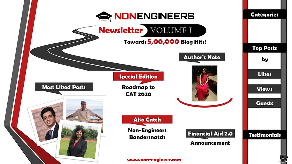 Non-Engineers Newsletter Volume I