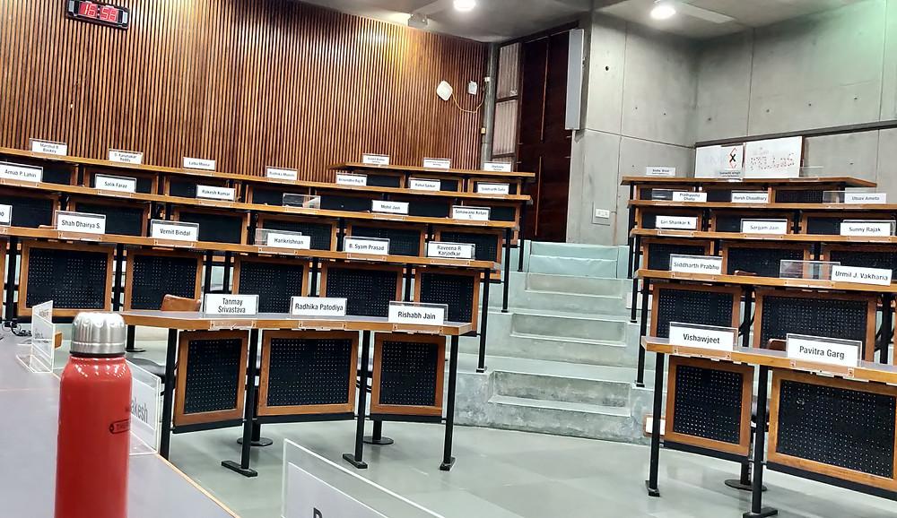 IIM-A Classroom