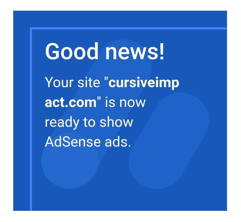 Google AdSense Approval 2020