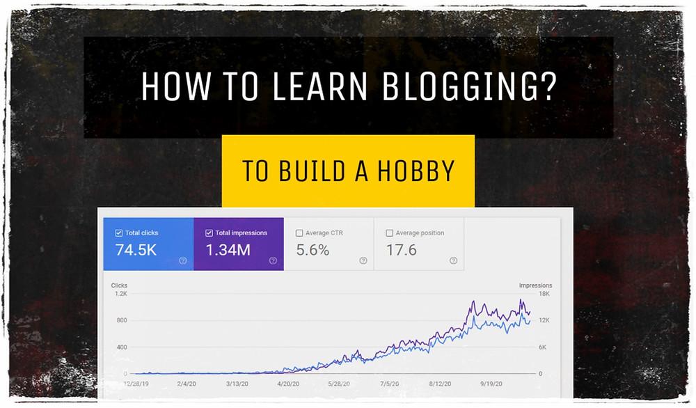 Blogging Hobby MBA Interviews
