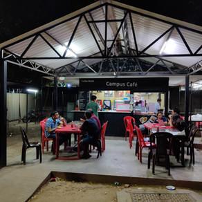 Food Outlets at IIM Ahmedabad