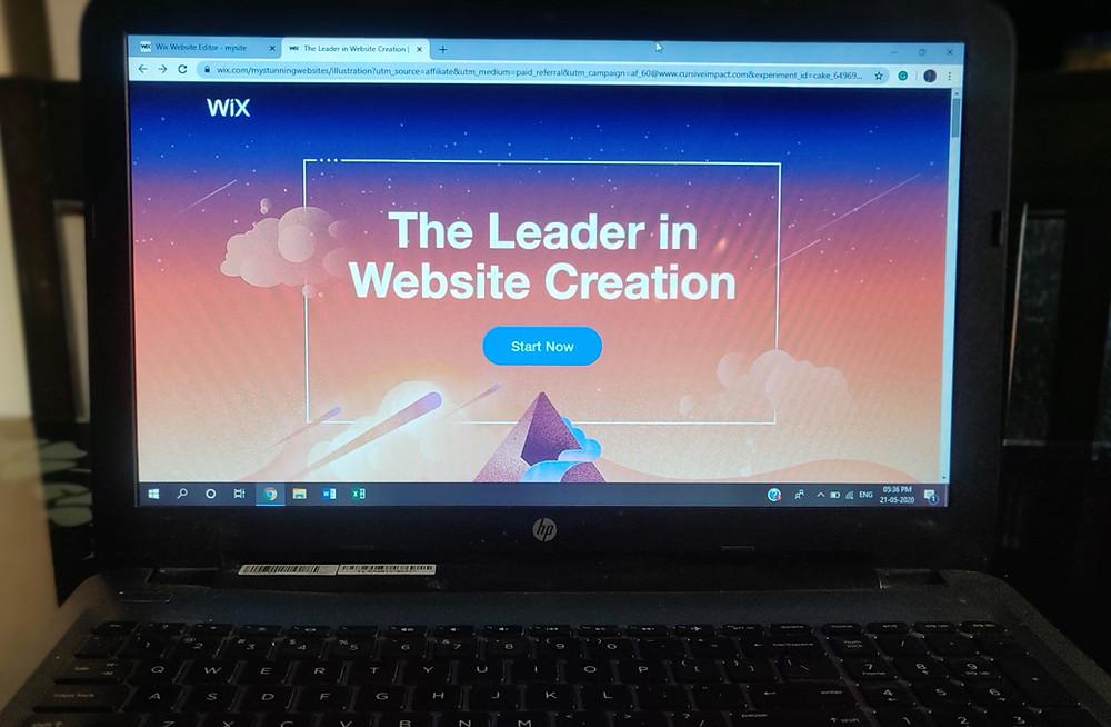 Wix Pricing India