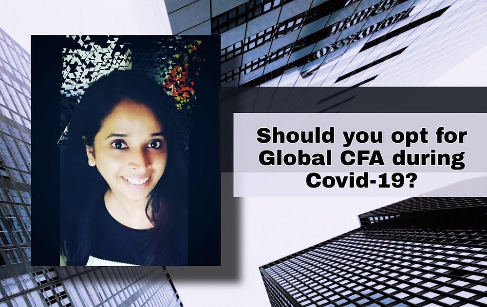 Deepika Shenolikar on Global CFA