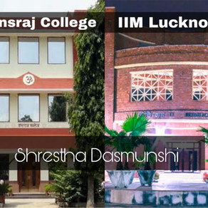 From DU to IIM Lucknow: L & CAP's Interview Experiences ft. Shrestha Dasmunshi