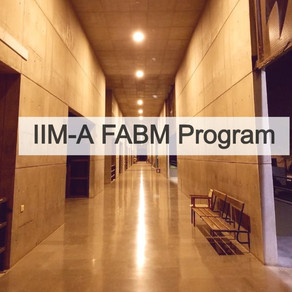 Here's the CTC IIM-A FABM students get during placements!